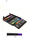 Étudiant Peinture, aquarelle stylo
