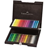 Faber-Castell 117572 coffret cadeau de stylos et crayons - coffrets cadeaux de stylos et crayons (Multicolore, Bois)