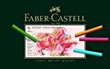 Faber-Castell 128536 Craie pastel Polychromos secs boîte de 36