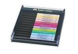 Faber-Castell 267420 Box PITT artist pen brush 12x pastel