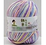 fendii couleur coton Crochet fil crochet classique fil à tricoter 50g par Ball-