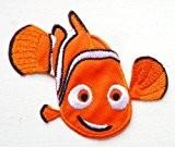 Finding Nemo Fer Sur Écusson brodé à coudre Patch de patchwow