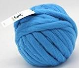 Floraknit 500g de laine mérinos Super Chunky Encombrants Fil pour bras de tricot
