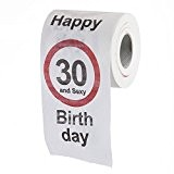 Fun cadeau papier toilette idée cadeaux anniversaire 30 ans