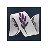 Galon LAVANDE 42 mm violet Coloris - Violet, Largeur - 42 mm Prix pour : 1 Longueur de 1 m ...