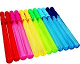 German Trendseller® - 12 x bâton épées bulles de savon?bulles de la fête pour enfants?l'anniversaire d'enfants? petit cadeau?accessoire d'été
