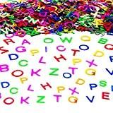 German Trendseller® ABC lettres confettis?première rentrée des classes?décoration de table