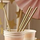 Ginger Ray bébé bleu & Rose bébé grandir & Bows, parti Bowties Table confettis - petite dame ou Mini Mister