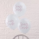 Ginger Ray Design Team mariée enterrement Ballons X 10?Team mariée