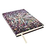 Goldbuch, Carnet A5, 200 pages 200 Blatt Flower Fish
