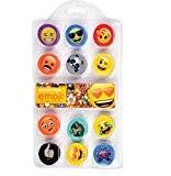 Gommes fantaisie motif Emoji