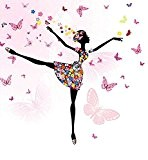 HA048 Set Diamond Painting Image de danseuse ballerine avec strass