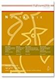 Hahnem³hle : Nostalgie carnet de croquis 190g/m² : 25 feuilles : natural Blanc 190g/m² : A1