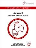 Hahnemühle - Bloc Aquarelle - Edition Anniversaire - 50 feuilles - 425g/m² -30x40cm