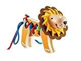 Hape - E1048 - Kit De Loisirs Créatifs - Lion À Lacer