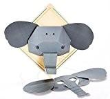 Hape - E5123 - Accessoire Pour Déguisement - Masque Eléphant