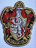 Harry Potter Gryffondor Badge d'École Sew/Fer Sur Patch Badge motiff Fancy Dress