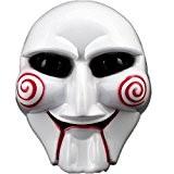 Heyjewels mask Masque de Vendetta V pour Halloween Carnaval (Saw)