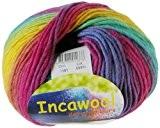 Hjertegan Pelote de laine Multicolore