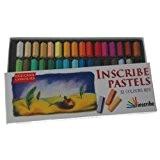 Inscribe - Pastel sec - 32 couleurs