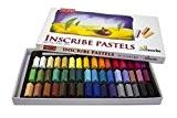 Inscribe - Pastel sec - 48 couleurs