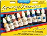 Jacquard Lumiere/Neopaque Pack -9 Couleurs