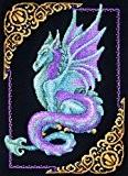 Janlynn en Dragon mythique compté point de croix kit