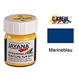 Javana seidenmalfarbe 50 ml bleu marine  jouet