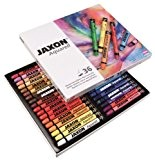 Jaxon - Lot de 36 Craies aquarellables
