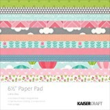 Kaiser Craft 16,5 cm Little One Papier Pad