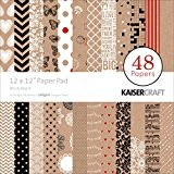 Kaiser Craft Mix et Match papier Pad 30,5 x 30,5 cm