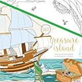 Kaisercraft CL537 Treasure Island Livre de coloriage Papier Multicolore 25 x 25 x 0,6 cm
