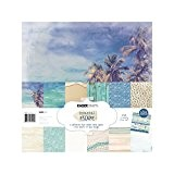 Kaisercraft Coastal Escape Papier, multicolore
