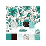 Kaisercraft Sea Breeze Bloc de papier 30,5 cm x 30,5 cm