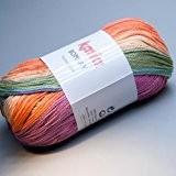 Katia bombay 2025 air pelote de laine gris 100 g