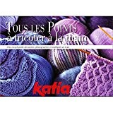 Katia - ENCYCLOPEDIE TOUS LES POINTS à tricoter à la main - Katia - Blanc