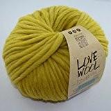 Katia love wool 112 crème doré 100 g