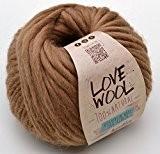 Katia love wool couleur 120 naturwolle & laine d'alpaga et laine à tricoter & crochet