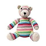 Kit Crochet Ourson Bruno - Rico Design