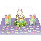 Kit de décoration de table pour Pâques