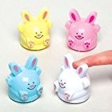 Kit de jouets de course lapin de Pâques pour enfants - Idéal pour les pochettes-surprises ou les cadeaux pour enfants ...