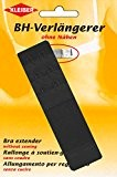 Kleiber 20 mm Rallonge soutien-gorge un seul  crochet , Noir