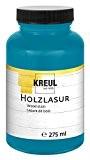 KREUL 78209-Lasure pour bois 275ml Verre Bleu