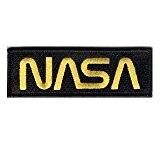 La Nasa Ver Écusson brodé Badge Patch 12,75 coudre ou thermocollant