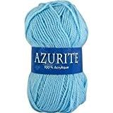 Laine AZURITE Distrifil 3036 Bleu ciel