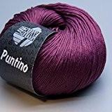 Lana Grossa Pelote à tricoter laine puntino 064/50g