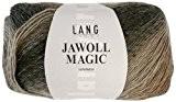Lang Yarns Jawoll Magic Laine dégradée Cendré