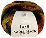 Lang Yarns Jawoll Magic Laine dégradée Faisan