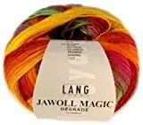 Lang Yarns Jawoll Magic Laine dégradée Tourterelle