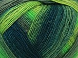 Lang Yarns Jawoll Magic Laine Superwash Chaussette 4ply 85,0 0017-100gm de balle